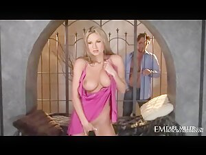 Cute Dirty Blonde Amy Ried Takes A Hard Cock Deep In Her Wet Pink Pussy!