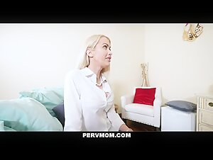 PervMom - Ramming Stepmom Instead of Watching Movie