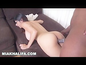 MIA KHALIFA - Challenge: Jerk Off To This Entire Loop And Try Not To Cum