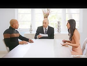 Bickering Stepsiblings Work Out A Deal! Ft. Gianna Dior