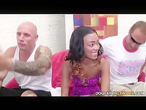 Tila Flame Getting Bukkaked By White Dudes