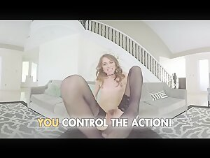 Riley Reid's POV Pussyfucking Party Ft. Fish-eye Lenses!
