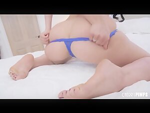 Big Ass Mandy Muse Craves A Hardcore Fuck From A Big Cock