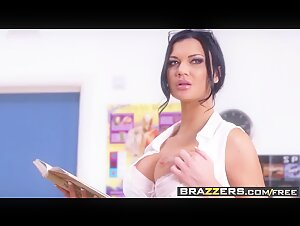 Big Tits at School - Jasmine Jae Ryan Ryder - Giving Teacher