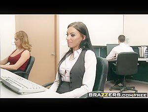 Brazzers - Big Tits at Work - Juelz Ventura Riley Evans Keir