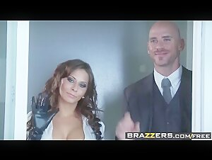 Big Tits at School - Madison Ivy Rebeca Linares Johnny Sins