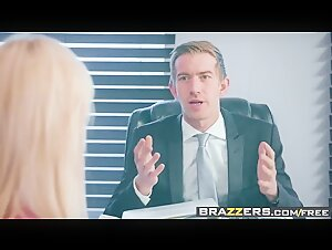 Brazzers - Big Tits at Work - Not Safe For Work scene starr