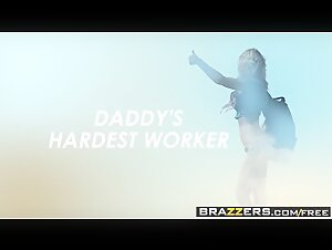 Brazzers - Big Tits at Work - Daddys Hardest Worker scene st