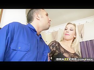 Rebecca More Keiran Lee - Afternoon Fun - Brazzers